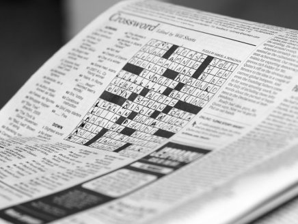 November Crossword Puzzle: Very Difficult