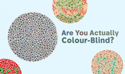 Are You Actually Colour-blind?