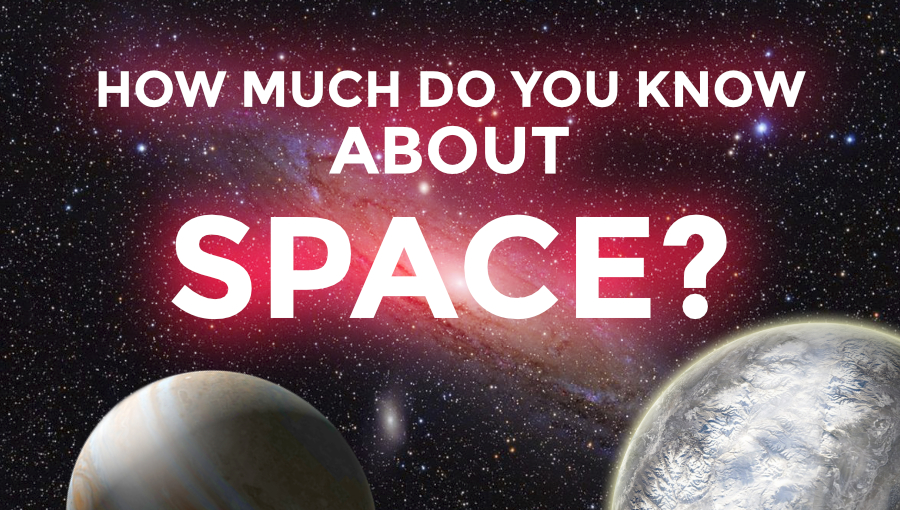 How Much Do You Know AboutSpace?