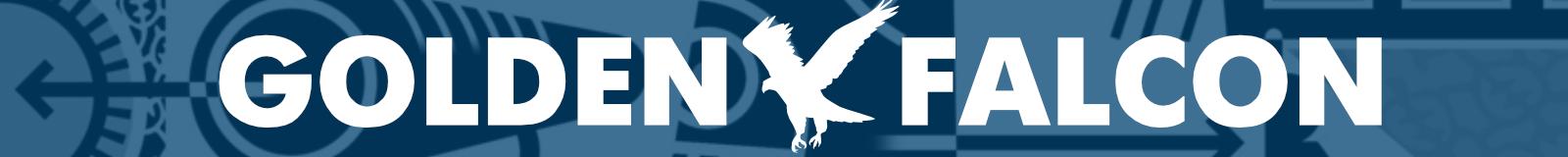 Golden Falcon Top Banner