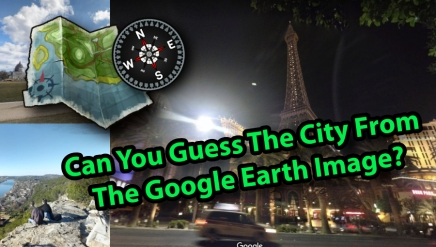 Can You Guess The City From The Google Earth Image?