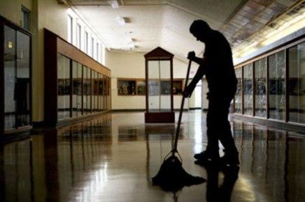 Creative Writing: Janitor