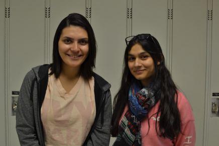 Humans of FHCI – Alyssa andAriba